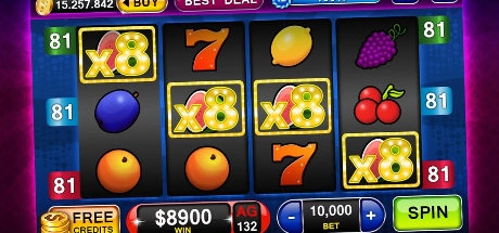 Kasino - Hrací Automaty