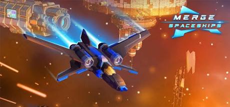 Merge Spaceships